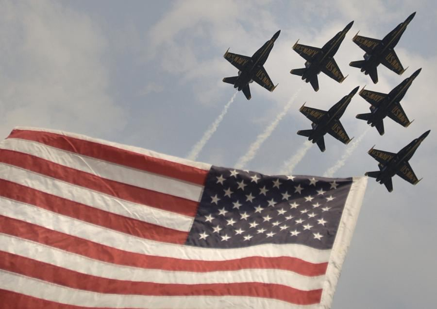 Blue_Angeles_above_American_Flag-1