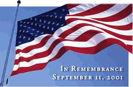 September 11 Remember