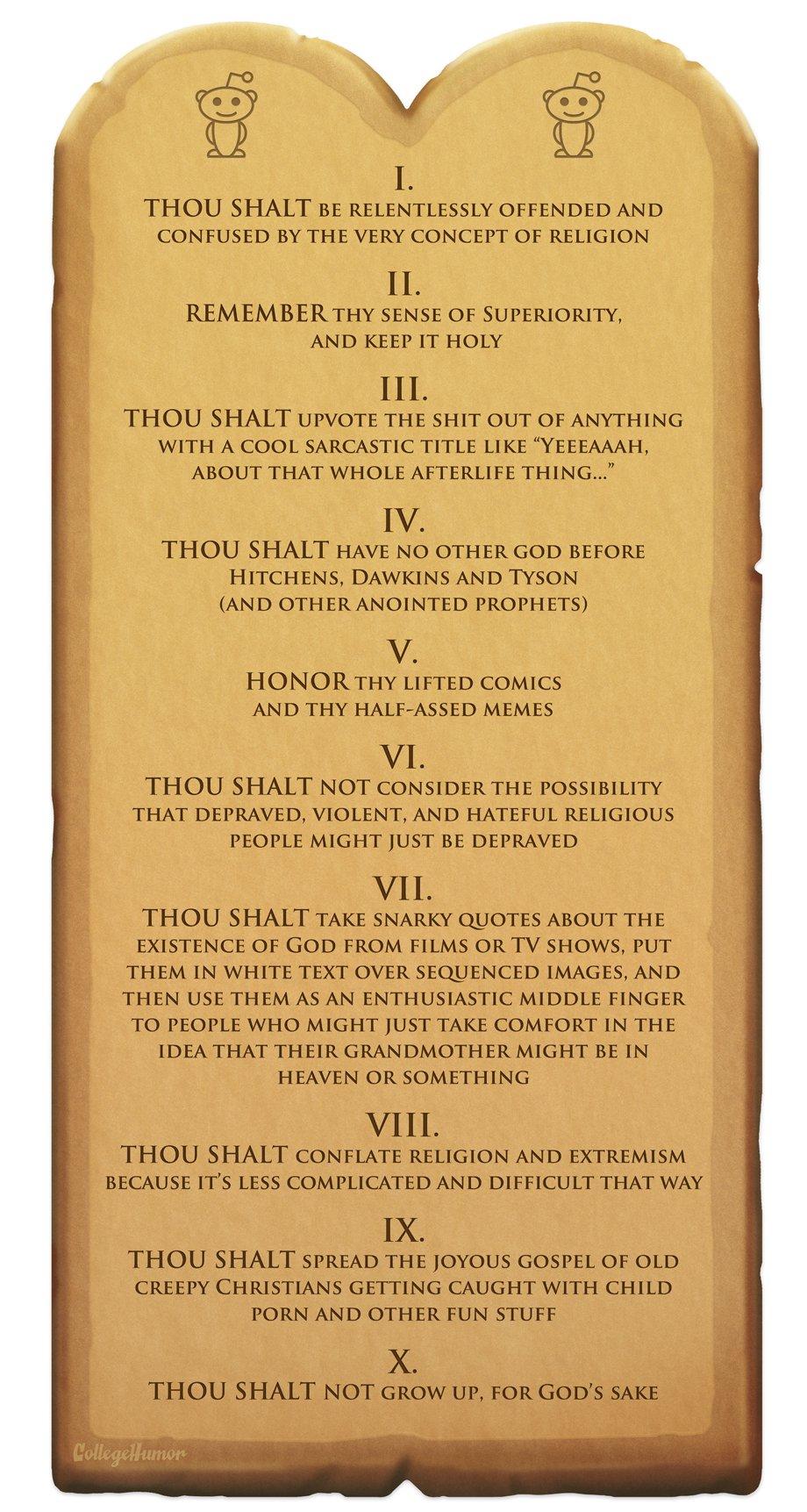 46ae5b481473b7292f7499ddd89a3f31-the-ten-commandments-of-reddits-ratheism